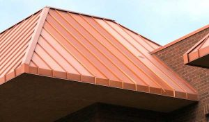 Copper Roofing Sheet