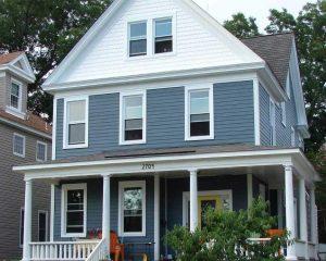Residential Siding Repair