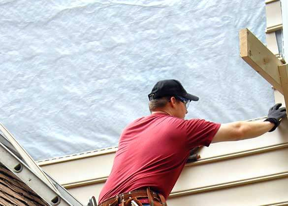 Siding Installer in Golden CO