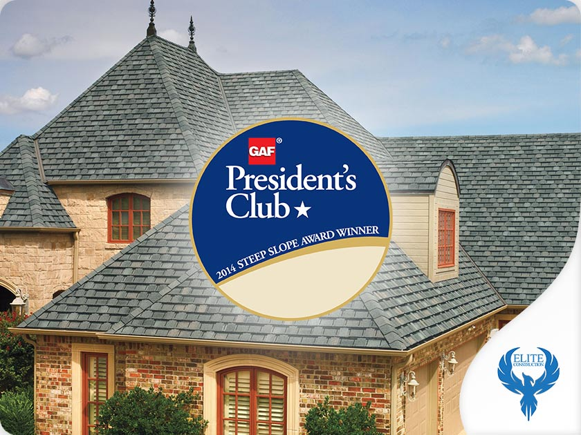 What Does It Take to Win the GAF's President's Club Award?